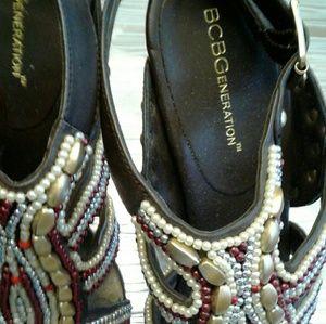 BCBGeneration heels size 7b.